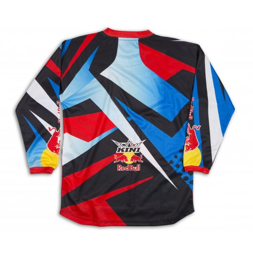 KINI-RB Kids Strike Shirt Blue/Red